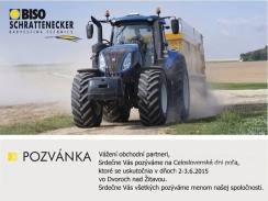 Celoslovenské dni pola 2015