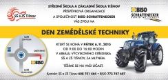Den zemědělské techniky Tišnov 2015