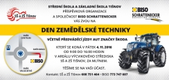 Den zemědělské techniky Tišnov 2016