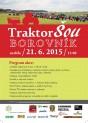 TraktorŠou Borovník 2015