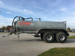Vakuová cisterna Fliegl VFW 18000l