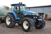 New Holland 8770 FullPowerShift 18x6