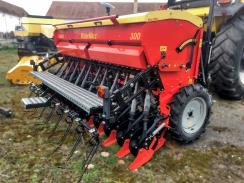 MaterMacc Grano 300 - mechanický secí stroj