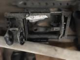5199447, 84343624 - etážová konzole s Pitonfixem a otočným závěsem pro New Holland T5000, Case IH JXU