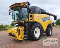 New Holland CR9.80 + Varifeed 1070