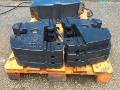 87648873 - plát závaží New Holland 40 kg, 88 lb