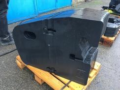 451854A3 - plát závaží New Holland 100 kg, 220 lb, 719665006