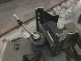 5199447, 84343619 - etážová konzole s otočným závěsem pro New Holland T5000, Case IH JXU