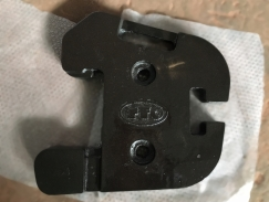 SZ1304.74.101 - plát závaží pro New Holland, Case IH, Steyr 50 kg, 88 lb, 5119079, 5164714