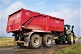 WTC Písečná BIG 20.14 - traktorový návěs