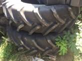 2x pneumatika 420/85 R34 Michelin