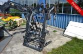 Čelní nakladač STOLL FE850P / NH 530TL / CASE LRA85 - nové