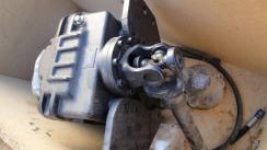 718041603 - přední vývodová hřídel pro T7500, 6 drážek