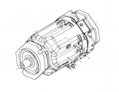 87308196 - hydraulické čerpadlo pro T9, T9000, TJ