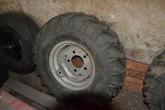 2x pneumatika 70.0/12 - BKT