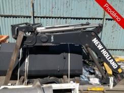 Čelní nakladač STOLL FZ20 / NH 740TL / CASE LRZ100 - nové