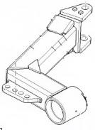 4506331 - rameno kolesa D40x190 VD-10
