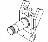 4508234 - držiak kolesa D90/45x179 V10