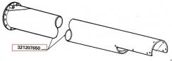 321207650 - obal šneku výložníka