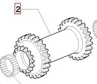 5141233 - ozubené koleso
