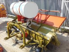 Ostratický NPK 250 - prekopávač kompostu s aplikátorom