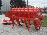 Maschio Gaspardo Attila Hydro 250/5 - podrývák s hydropneumatickým jištěním