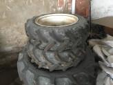 2x nová pneumatika 200/70 R16 - Continental AC70