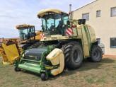 Krone Big X 700 + pickup 3m