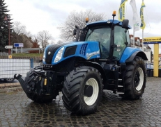 New Holland T8.360 UltraCommand 19x4