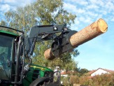 WOODMAN - vysoké rampovače pro traktory