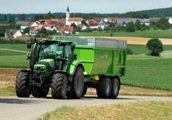 DEUTZ-FAHR rozšířil novou řadu 6 o další model