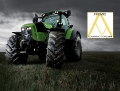 Další trofej pro AGROTRON 7250 TTV