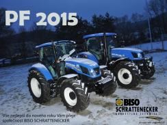 Přejeme vám vše nejlepší do roku 2015