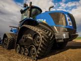 Nový New Holland T9 - síla a styl