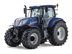 Speciální edice traktorů Blue Power
