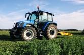New Holland T5050 Plus - nová posila ve strojové stáji Vinařství Kosík