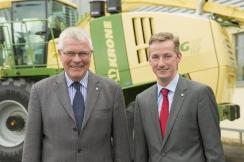 Martin Eying: Nový obchodní ředitel firmy Krone