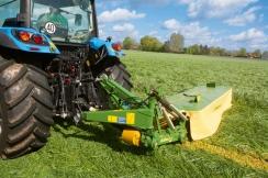 Agritechnica 2015 - Nová konstrukční řada žacích ústrojí ActiveMow