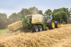 Agritechnica 2015 -  Nový Big Pack 870 HDP Multibale