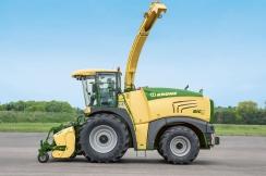 Agritechnica 2015 - Novinky ve výrobním programu: Big X 530 a Big X 630