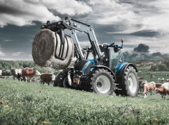Valtra uvádí čtvrtou generaci traktorů řady N