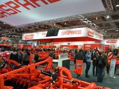 Agritechnica 2015 v červeném