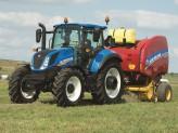 Modrá revoluce – New Holland T5 Tier4B