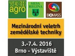 Pozvánka na veletrh TECHAGRO 2016