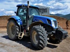 Použité traktory od 170 do 220 koní