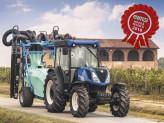 Nové vinařské a sadařské traktory T4