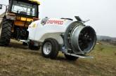 Tažený rosič Gaspardo EXPO 1600 T