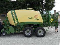 Krone BiG Pack 1290 XC na cestě k zákazníkovi