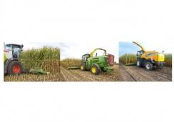 Kukuřičný adaptér Krone EasyCollect FP i pro další výrobce řezaček