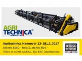 Pozvánka Agritechnica 2017 Hannover
